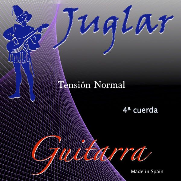 Juglar Guitarra Tensión Normal 4º